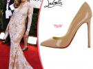 Jennifer Lopez в туфлях лабутенах