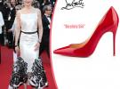 Nicole Kidman в туфлях лабутенах