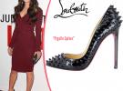 Megan Fox в туфлях лабутенах