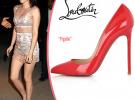 Kristen Stewart в туфлях лабутенах