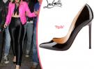 Gwen Stefani в туфлях лабутенах