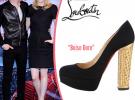 Emma Stone в туфлях лабутенах