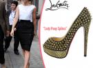 Kate Beckinsale в туфлях лабутенах
