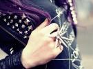 Стиль рок в женской одежде