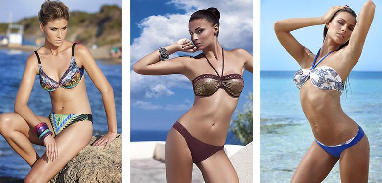 Амареа предлагает купальники на любой выбор