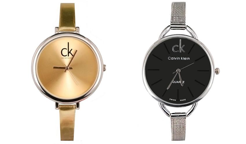 оригинальные часы от КК для женщин