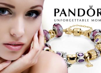 Ювелирные пожелания счастья от бренда Пандора