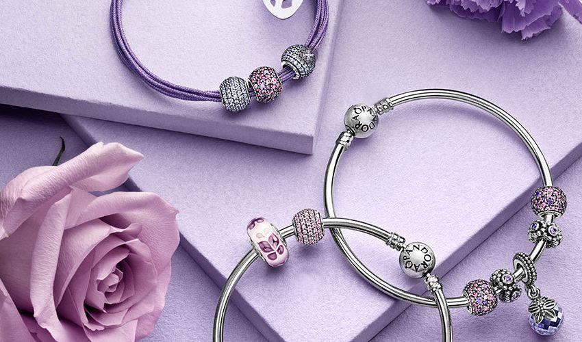 Ювелирные украшения Pandora