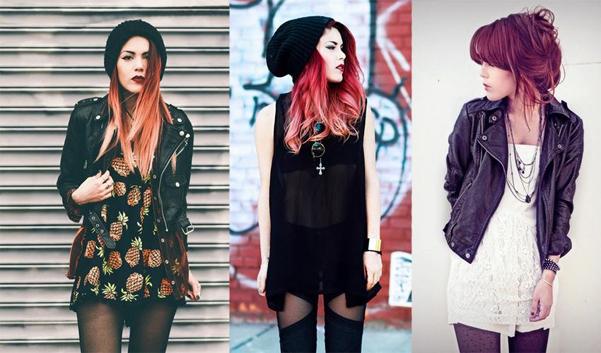 Рок в женской одежде будет всегда, пока есть бунтарки и провокаторши