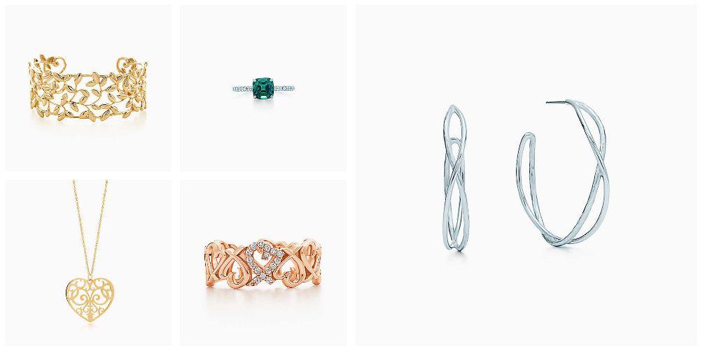 украшения Tiffany & Co