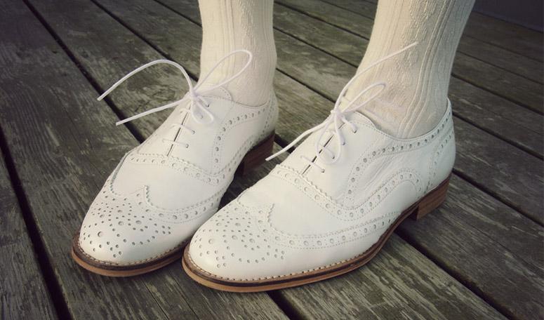 Сегодня женские броги – это классическая обувь, стильная и статусная