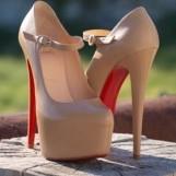 Туфли лабутены — произведение французского искусства