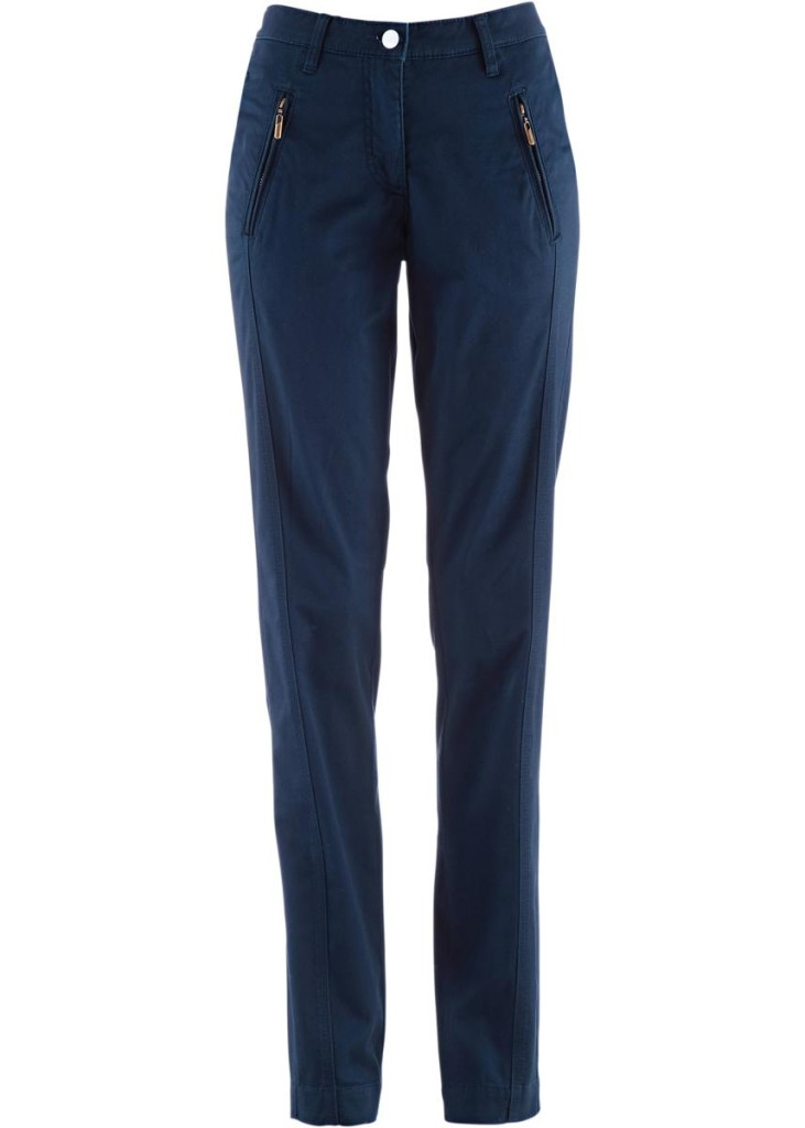 Такие брюки можно носить осенью