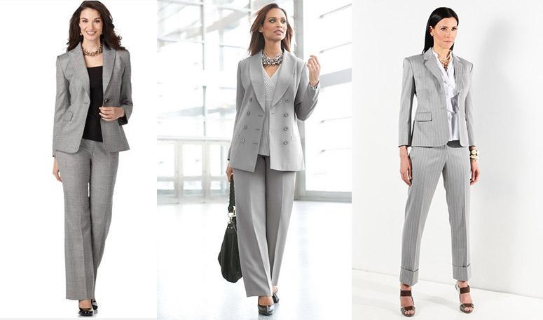 bfbcda719432f94 Гардероб по делу - офисный стиль в женской одежде