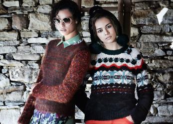 Открытие второго монобрендового бутика Armani Jeans в Москве