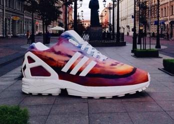 Проект Ода городу от Adidas Original
