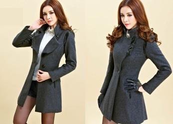 Какое женское драповое пальто сегодня в моде: новинки сезона