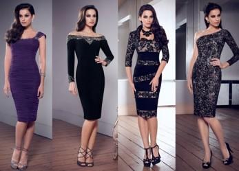 Все фасоны платьев — модный гид