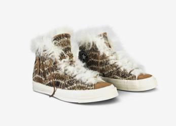 Converse и Missoni создали коллекцию кросcовок сезона Зима-2017
