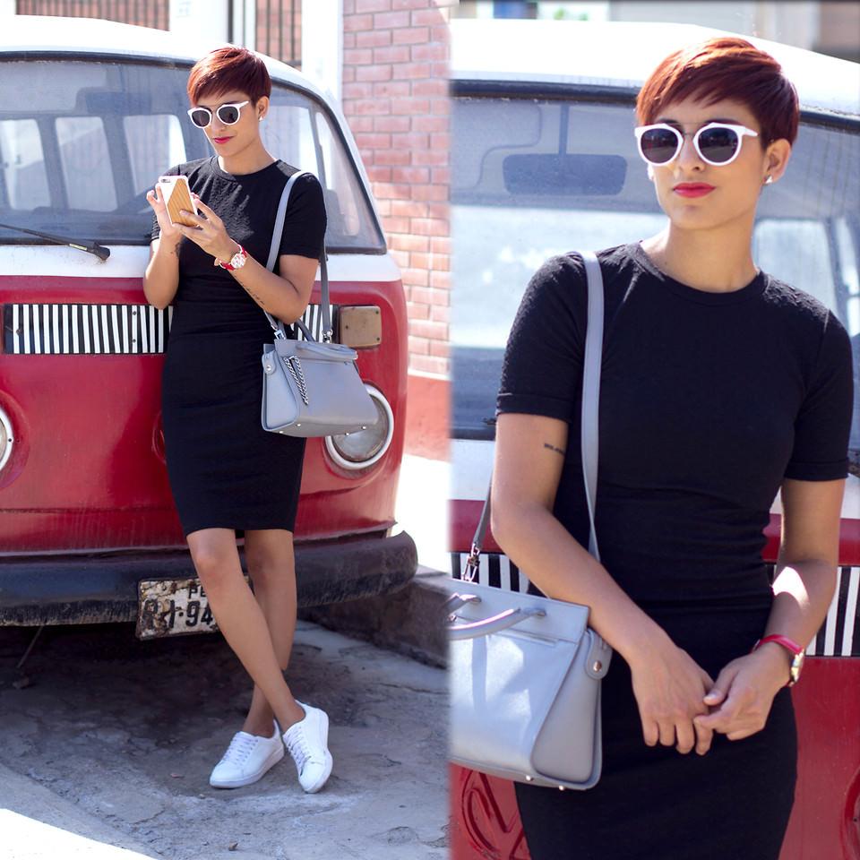 Обувь под черное короткое платье