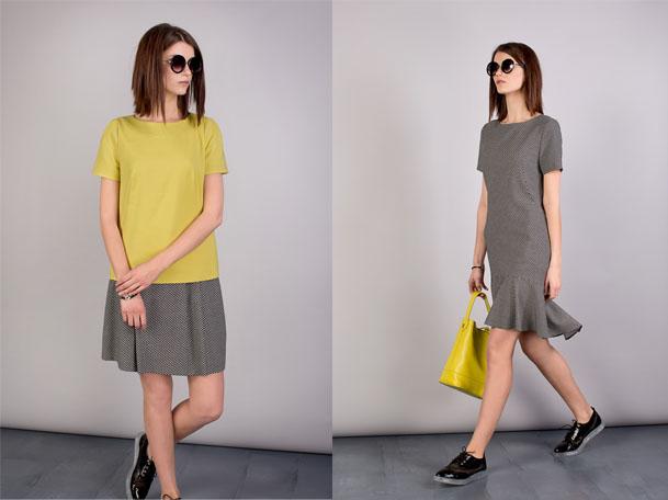 Лимонный цвет в тренде
