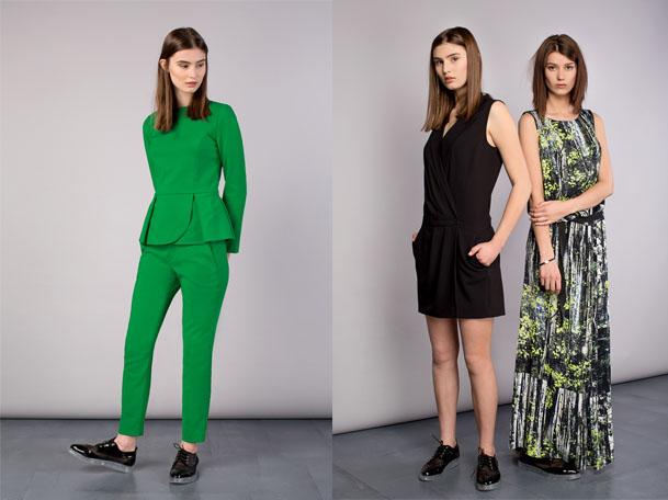 Стильная одежда оссень 2015
