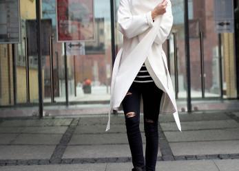 Пальто оверсайз — выбираем и сочетаем