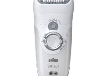 Braun Silk Epil 7 Xpressive 7681 — дорогой эпилятор для сухого и вляжного бритья