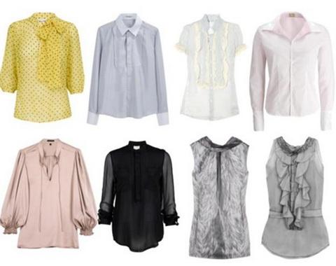 Какие блузки будут модными в 2018 году?
