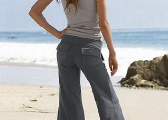 Модные брюки в гардеробе современной женщины