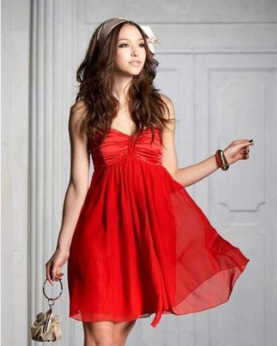 Красный цвет — безупречный вкус.